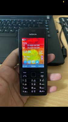 Nokia 515 đen bóng - jet black