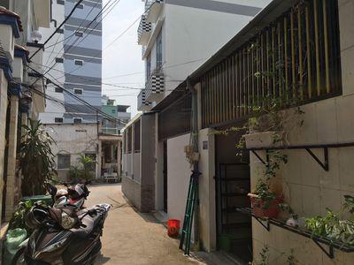 Nhà cấp 4 60m2 1PN1WC, hẻm ô tô Tây Hòa,PhướcLongA