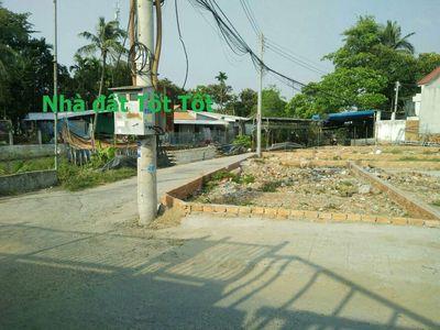 Nền góc 2 mặt tiền, view sông, cạnh cầu Cái Dung