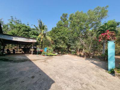 Đất cao su Huyện Bàu Bàng 12000m² gồm thổ cư 200m2