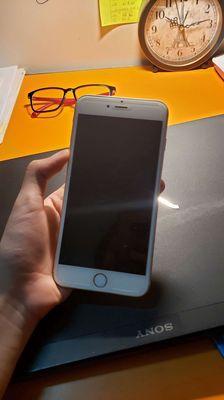 Iphone 6s plus 64g Quốc tế bản Hàn nữ dùng