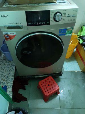 Máy giặt aqua 8kg cửa trước