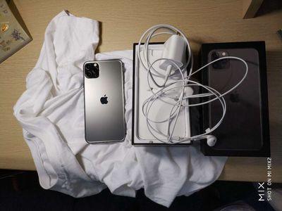 Apple iPhone 11 Pro Max 256gb mới bh đến 22/2/2022