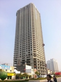 Chung cư SME Hoàng Gia 119m² 3PN