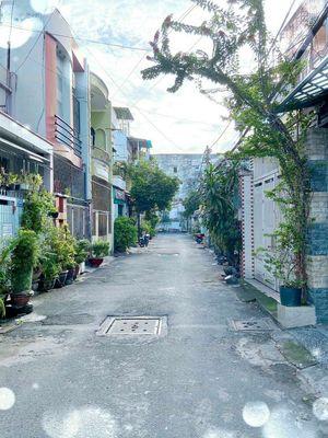 Bán nhà hẻm xe hơi thông Thoại Ngọc Hầu. Tân Phú