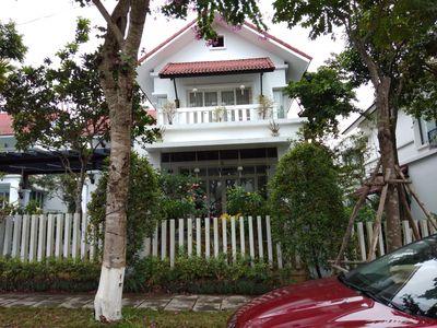 Bán căn Biệt thự suối xanh Song Lập Xanh Villas