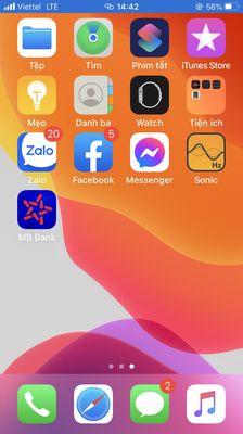 Apple iPhone 8 màu Hồng, bản QT, máy zin, pin cao,