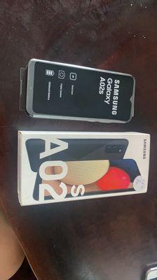 Samsung A02s màu đen chính hãng mới