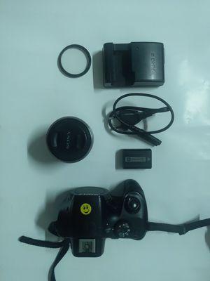 Máy ảnh sony A3000 kèm lens 18-55, pin, sạc, filte