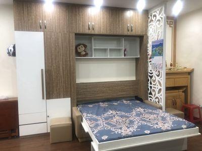 Bán căn hộ CC CT3, 2 phòng ngủ, KĐT Nam Cường