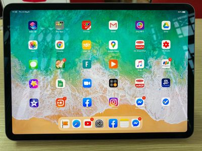 Ipad Pro 11 2018 64Gb Wifi ít dùng