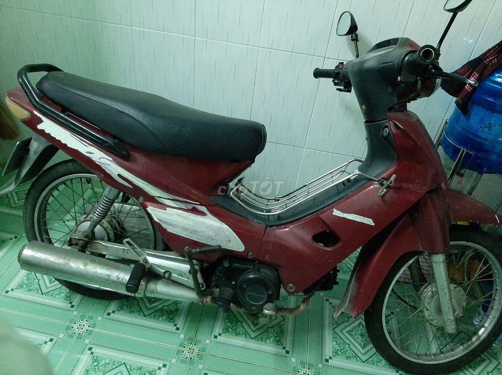 Honda Wave đỏ, giấy tờ đầy đủ