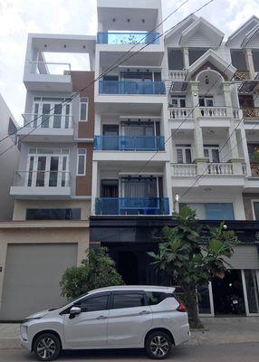 Nhà MT khu phân lô VIP trường Huỳnh Văn Nghệ, PVC