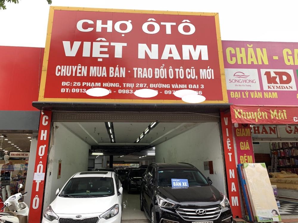 Salon Oto Việt Nam