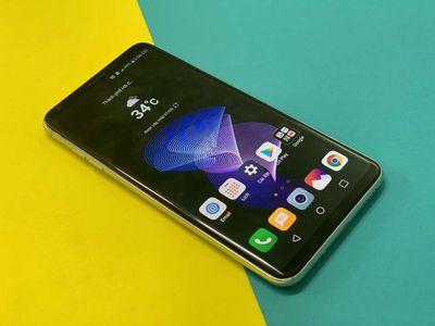 Đăng bán LG V30 bạc 64gb zin bao test