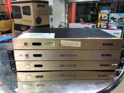 Đầu karaoke OKARA M10i ổ cứng 4Tb cũ
