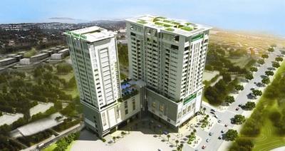 Chung cư The Pegasus Plaza 62m² 2PN