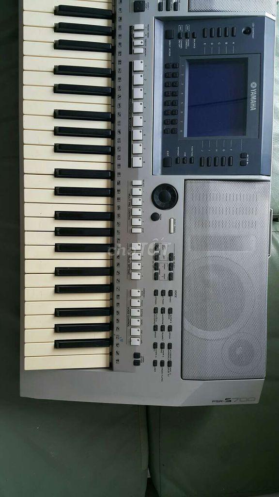 0967985716 - Organ yamaha psr s700