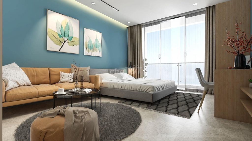 Căn hộ cao cấp ecolife căn hộ xanh đầu tiên qn