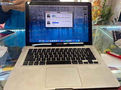 Apple Macbook Pro core i7 Ram 8G đẹp 99%