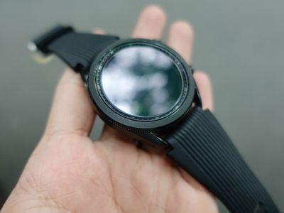 Samsung Galaxy Watch 3, bản 45mm, mới, bh 1 năm