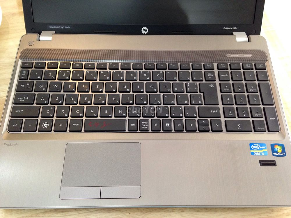 HP Probook 4530s i5 2520M/4GB 15.6in BH dài + Cặp
