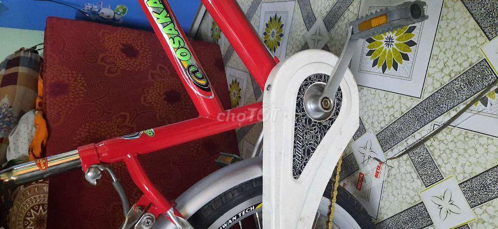 0704934289 - xe đạp bánh 20 trai hay gái chạy vẫn được