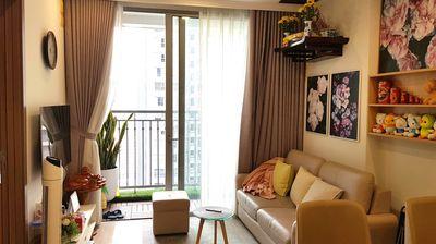 Chung cư Vinhomes Gardenia 52m² 2PN, Full nội thất