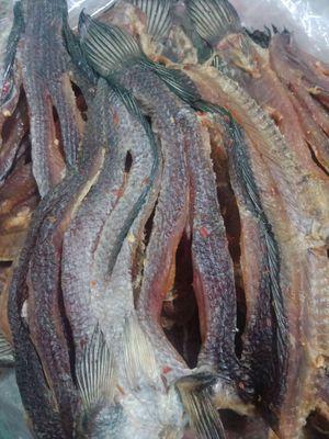 Khô cá lóc bao ngon chỉ 150.000 k/kg