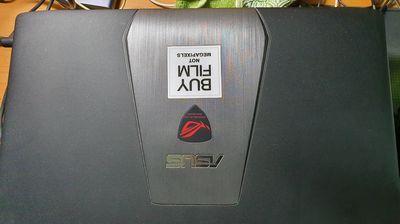 "Asus ROG GL552vx 15.6"", i5 6300 HQ ram 8gb"