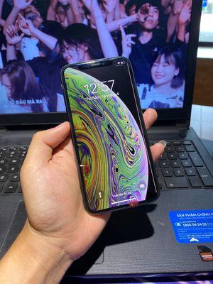 iPhone XS quốc tế zin all màn sọc chỉ mép