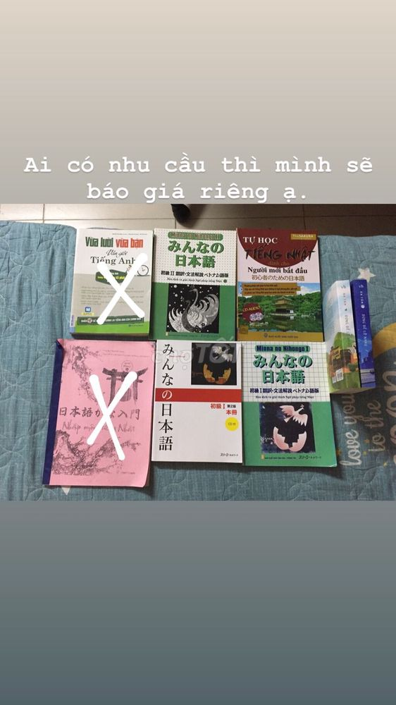 Sách ngoại ngữ