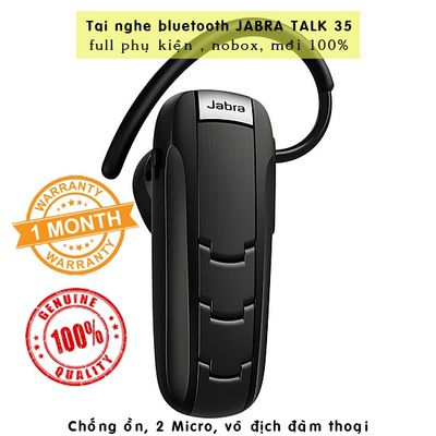 Tai nghe bluetooth Jabra Talk 35 hàng trưng bày US