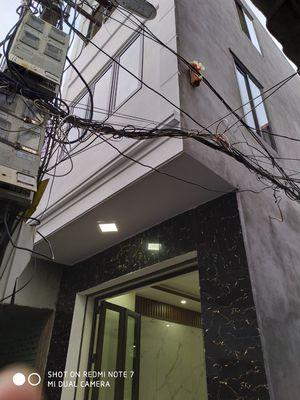 Bán nhà Đình Đông, Lê Chân 3 tầng mới chỉ 1.19 tỉ
