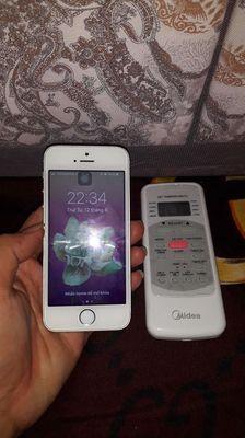 Mình dư 1 chiếc ip 5s nên cần thanh lý