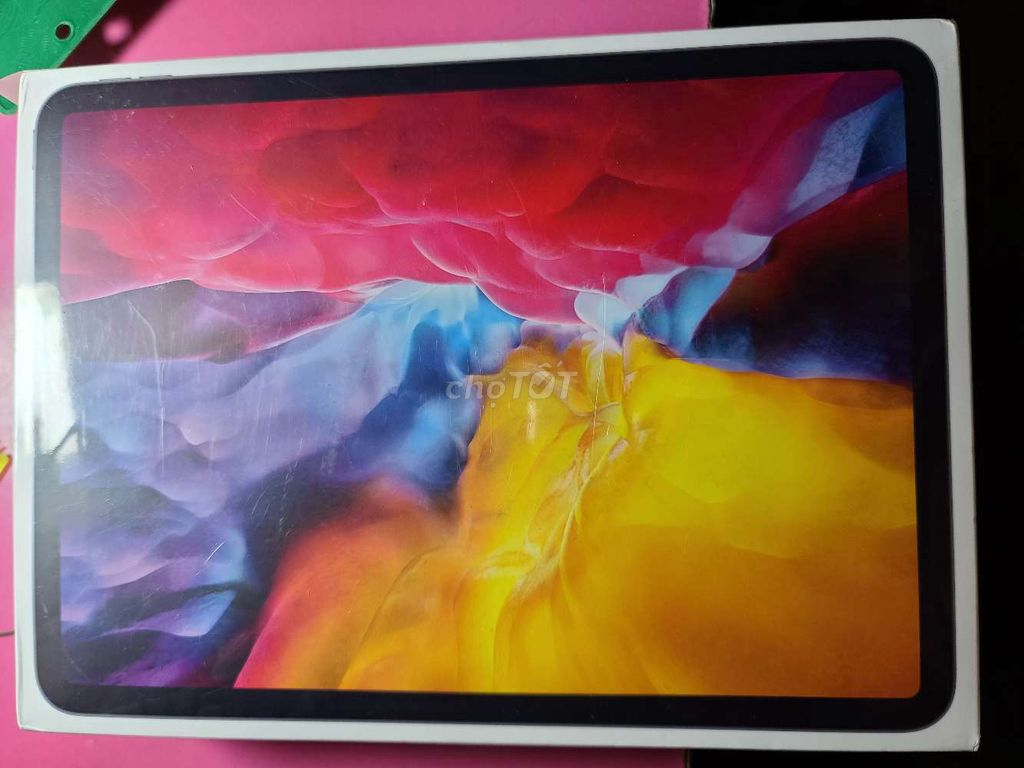 Ipad pro 2020 11in 256G wifi+4G new