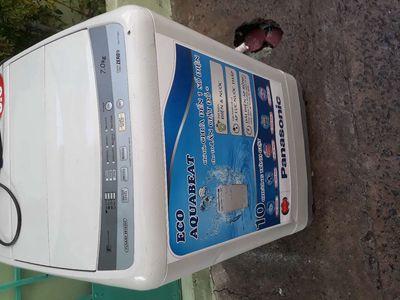 Bán may giặt phanasonic xám 7kg y hinh 900k