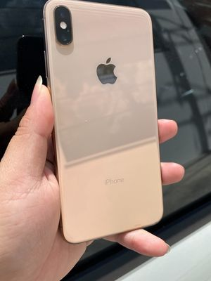 Xsmax gold 64gb lock mỹ