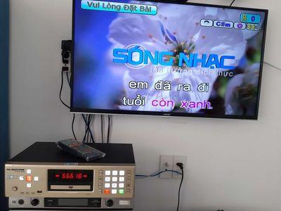 Đầu karaoke musiccore ts-10 hi-end sóng nhạc. Rin