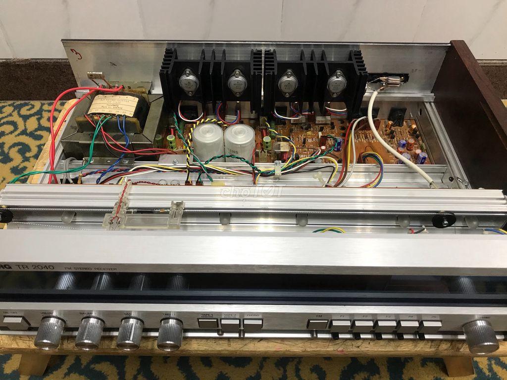 0974677311 - Ampli Tenberg TR 2040, made in Norway