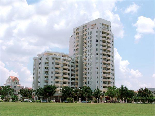 Bán căn hộ Mỹ Phúc PMH 107m2 3PN 2 ban công