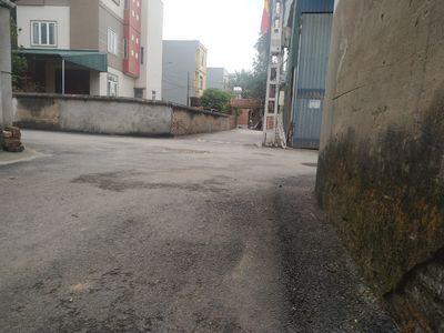 Bán 41m2 MT 4m đường thông 4m Phúc Lộc, Uy Nỗ.