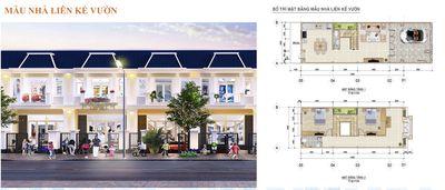 Bán nhà mặt tiền DT769 Long Thành, VCB hỗ trợ 70%
