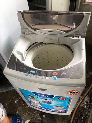 Thanh lí máy giặt sanyo 6kg