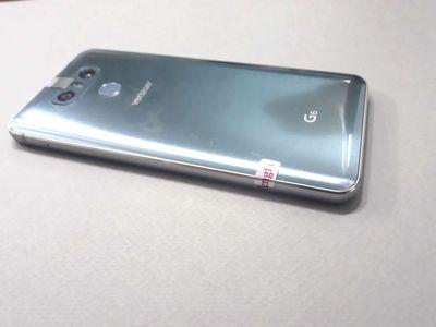 Bán gấp LG G6 màu bạc #32gb bao zin đẹp có bảo hàh