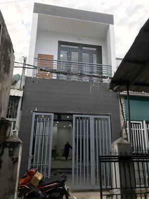 Bán nhà 1 trệt 1 lầu phường Tân Hòa sổ riêng