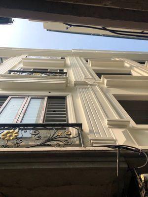 Nhà 4 tầng phúc lợi  đẹp quận Long Biên 1.95 tỷ