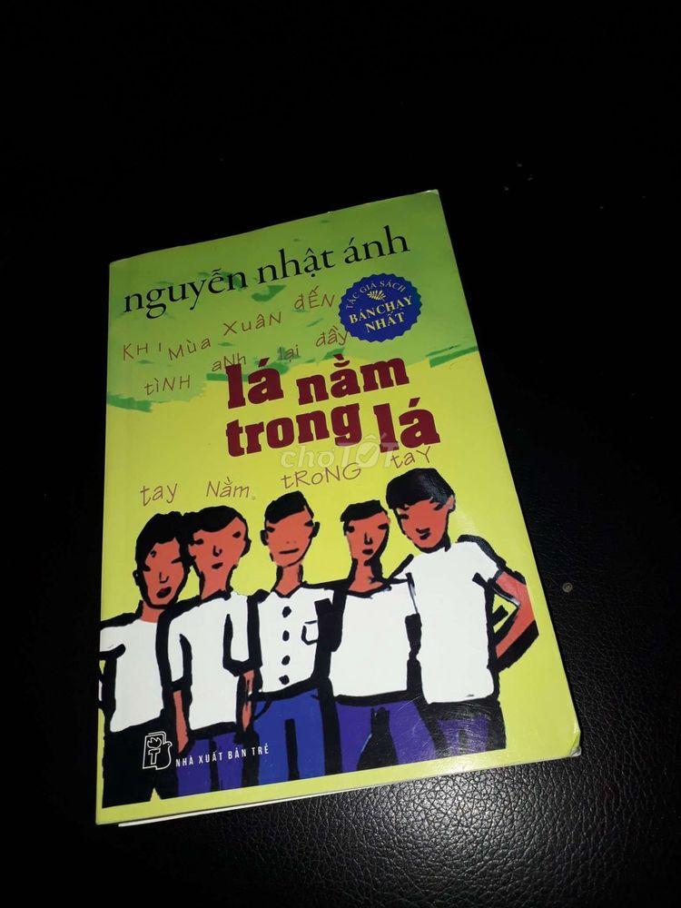 Truyện Lá nằm trong lá - Nguyễn Nhật Ánh