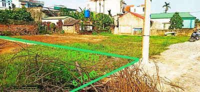 Đất Huyện Ứng Hòa 127m2