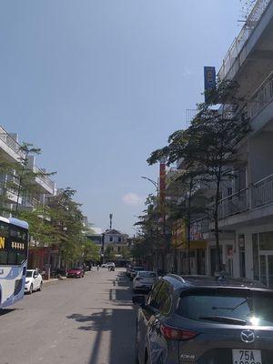 Nhà phố liền kề khu quy hoạch mới Hồ Đắc Di
